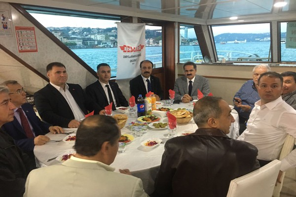 GENEL MÜDÜR KURT, ÇALIŞANLARI  İLE İSTANBUL'DA BULUŞTU