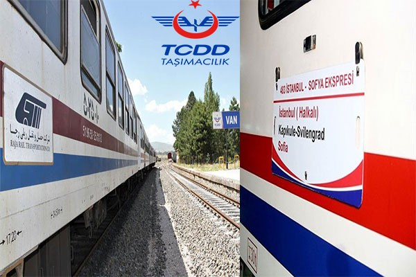 TCDD TAŞIMACILIK, ULUSLARARASI YOLCU PAYINI ARTIRIYOR