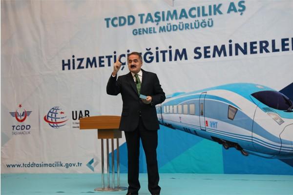 TCDD TAŞIMACILIK 2018 HİZMET İÇİ SEMİNERLERİNİ TAMAMLADI