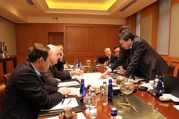 TCDD TAŞIMACILIK-AZERBAYCAN DEMİRYOLLARI GÜÇLERİNİ BİRLEŞTİRİYOR