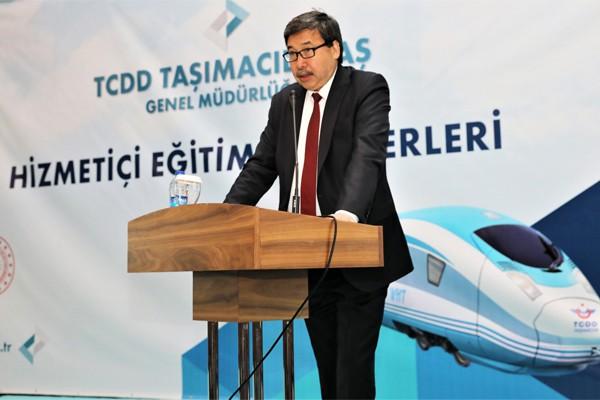 TCDD TAŞIMACILIK 2019 YILI HİZMETİÇİ EĞİTİMLERİ BAŞLADI
