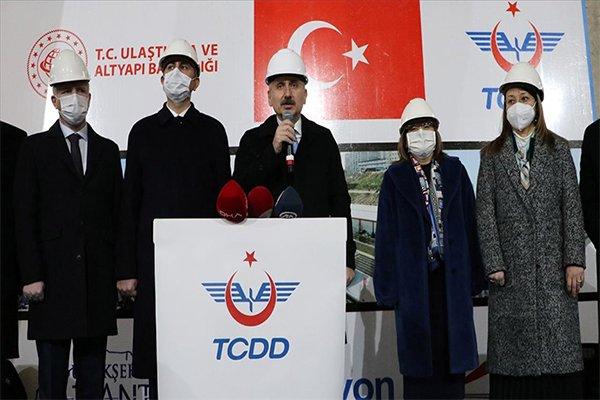 GAZİRAY'IN TREN SETLERİNİ TÜRASAŞ ÜRETECEK