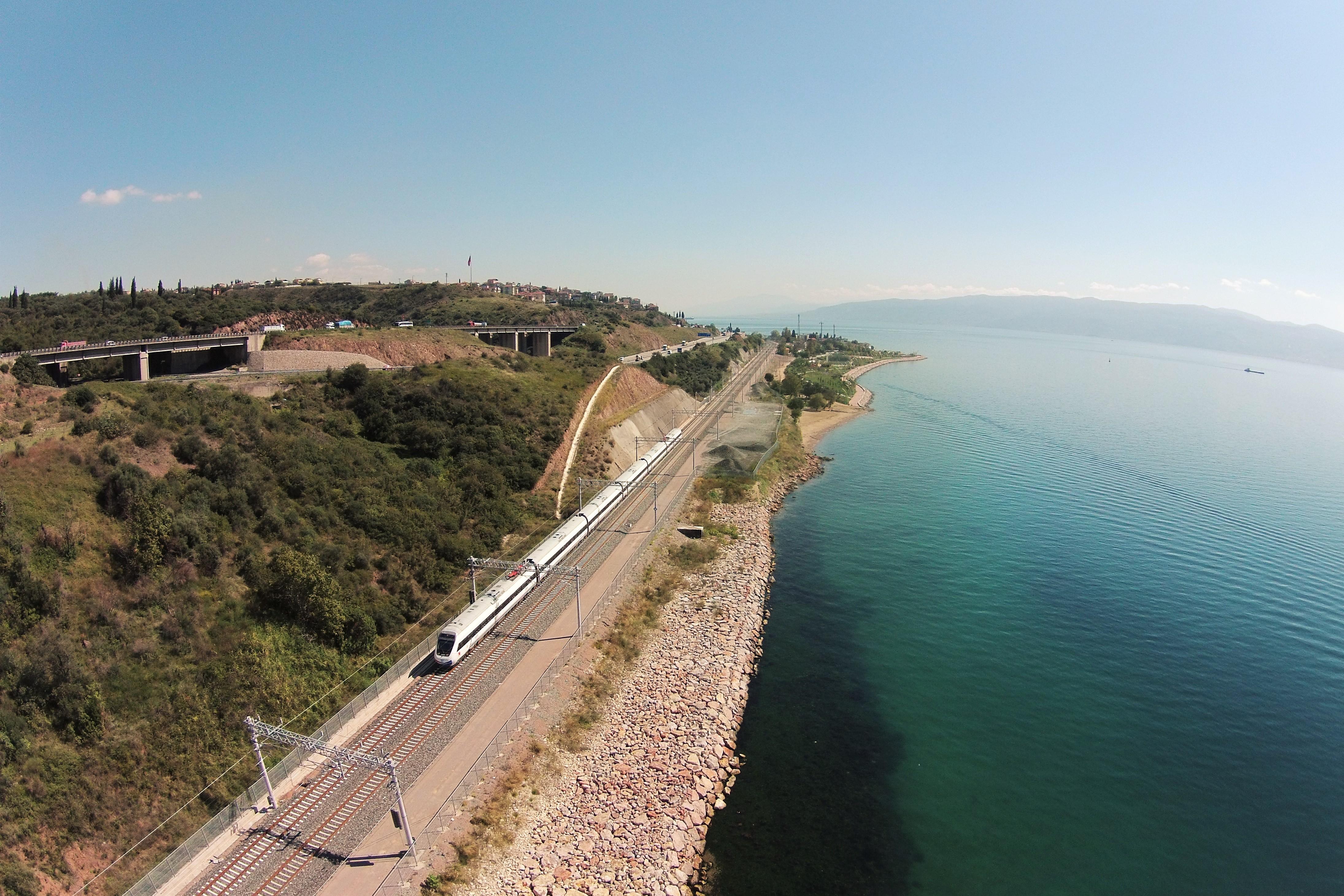 Doğançay Ripajı ile Ankara - İstanbul YHT Seyahat Süresi Kısalıyor