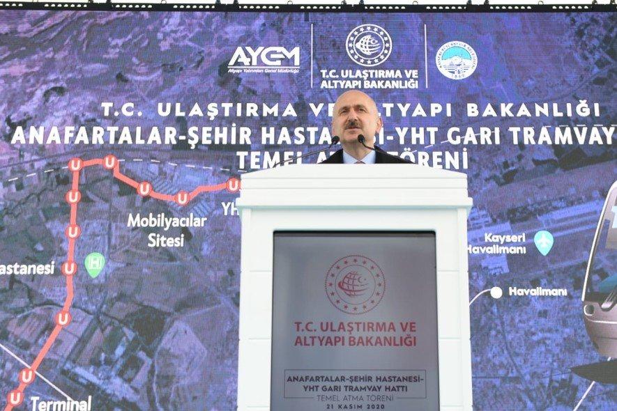 KAYSERİ'Yİ HIZLI DEMİRYOLU İLE TANIŞTIRIYORUZ